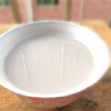 花生黑豆豆浆