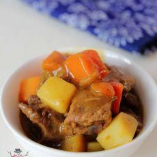咖喱牛肉—孩子们最爱的牛肉吃法