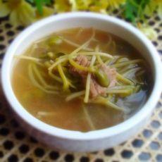 豆芽汤--儿童营养