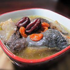 海参炖竹丝鸡的做法