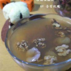 桂圆核桃饮