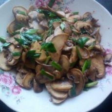 清炒猴头菇