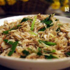 清炒小白虾