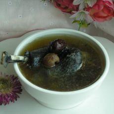红枣乌鸡桂圆汤的做法