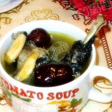 红枣黄芪乌鸡汤