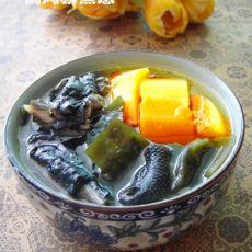 乌鸡海带木瓜汤的做法