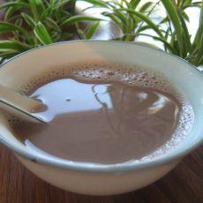 红枣红豆黑豆浆