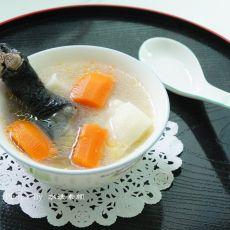 鲜淮山乌鸡汤