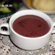 紫米杂粮粥