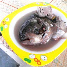 黑豆鱼头豆腐汤