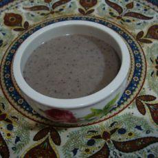 黑豆米糊的做法