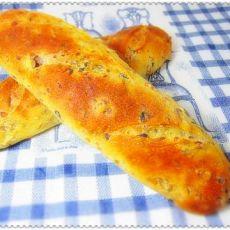 杂籽豆渣面包的做法