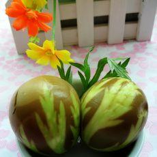 艾叶生姜煮鸡蛋