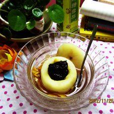 陈皮红枣雪梨汁