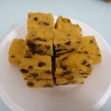 红枣黑糖发糕