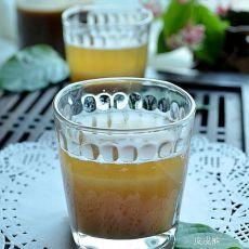 红枣蜂蜜茶