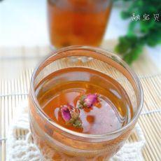 玫瑰菊花茶
