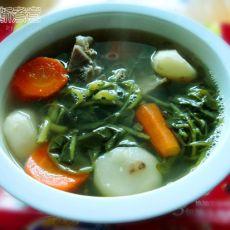 西洋菜老火汤