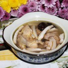 清甜椰子鸡汤