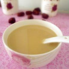 红枣豆浆的做法
