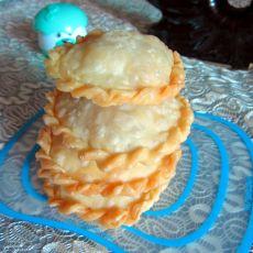 红枣花生饼
