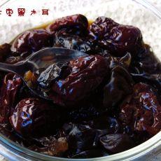 红枣炖黑木耳