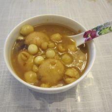 桂花莲子糖芋苗