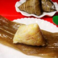 小米红枣粽的做法