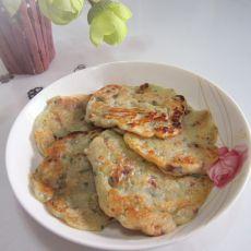 红枣韭菜锅贴