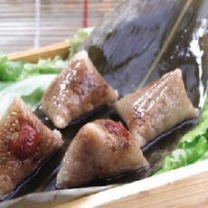 枣豆糯米粽