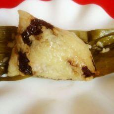 传统红枣糯米粽