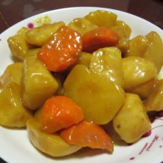 咖喱马铃薯