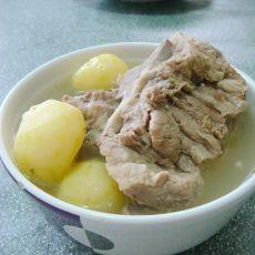 猪骨土豆汤