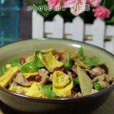 什锦小炒肉—农家一锅香的做法