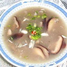 香菇汤的做法