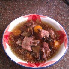 香菇鸭子汤