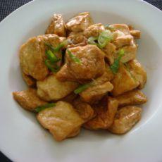 生抽豆腐――简单家常菜