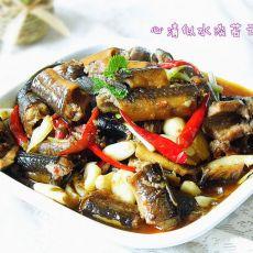 蒜香红烧鳝鱼的做法