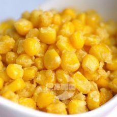 金沙玉米的做法步骤