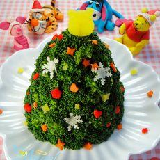小熊维尼的圣诞树的做法