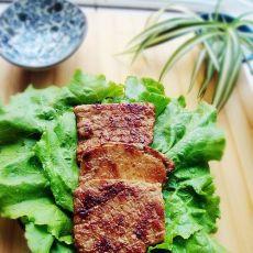 电饼铛香煎猪排