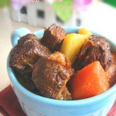 红烧牛腩――细火慢炖出好味