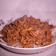 山寨京酱肉丝的做法