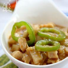 碎炒香鸡米
