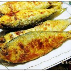 干煎海鲫鱼-首发的做法