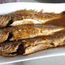 鲍汁黄花鱼