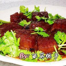 素版红烧肉