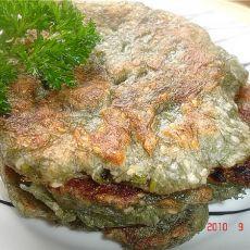 甜茴香芝麻小煎饼