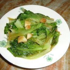 素炒青菜的做法