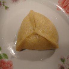玉米面糖三角